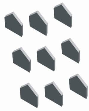 Carbide Mining Inserts
