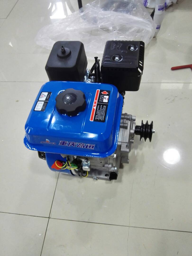 7.5hp slow speed gasoline engine
