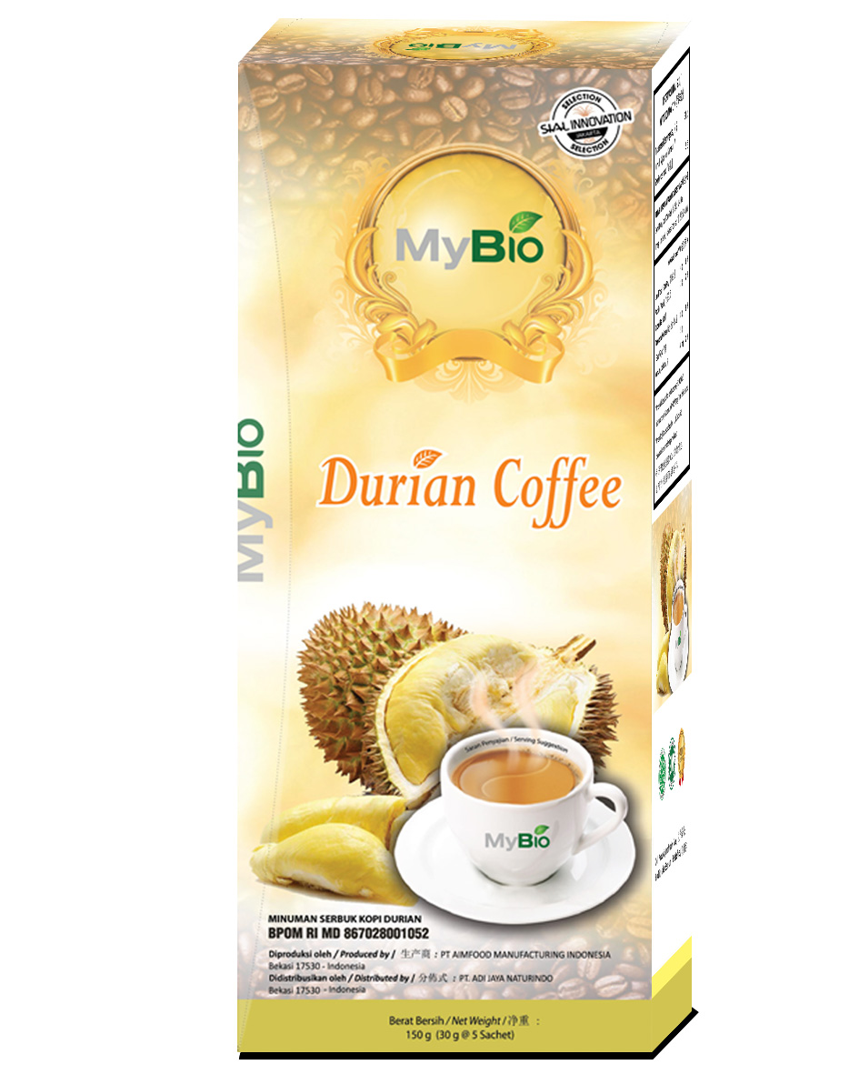 MYBIO Durian Coffee