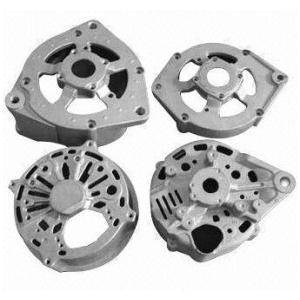 customized automotive spare parts die casting