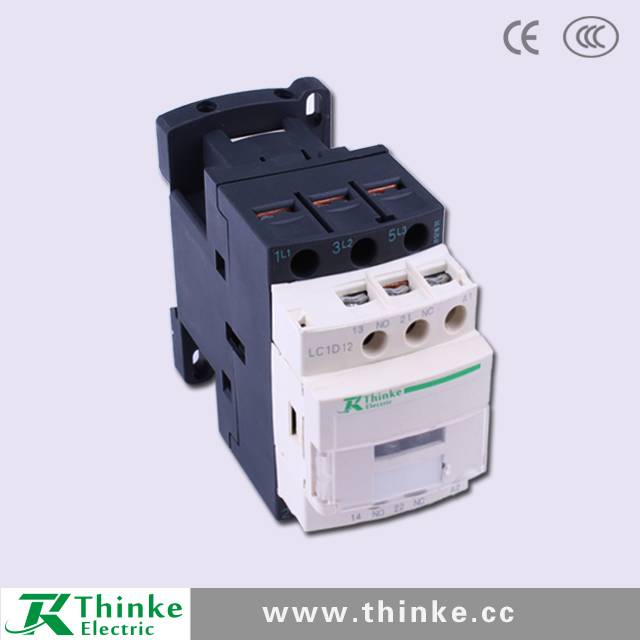85% SIlver LC1-D09/95 AC Contactor Magnetic Contactor