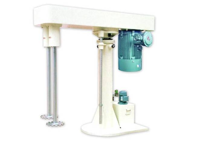 Double Shafts High Speed Disperser