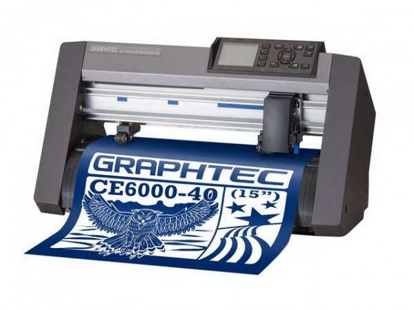 Graphtec CE6000-40 15 Inch Cutting Plotter