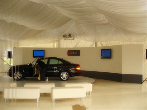 W15X60 Clear Span Tent for Car sales tents