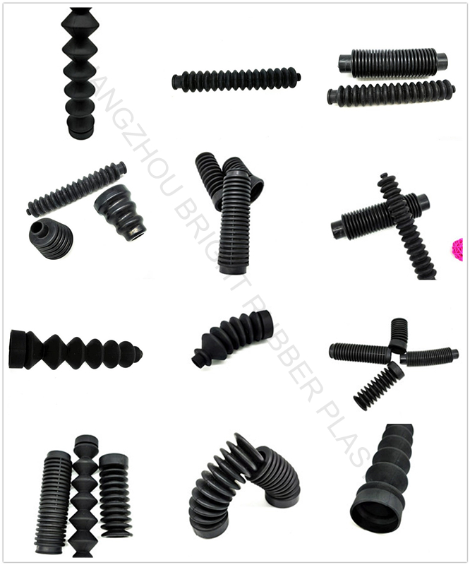 auto EPDM rubber hose customized with high quality