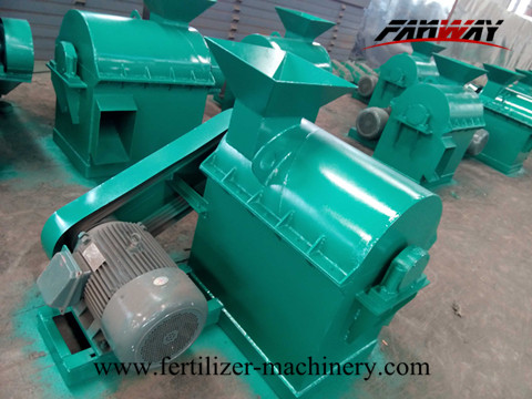 Organic Fertilizer Crusher|High Moisture Materials Crusher