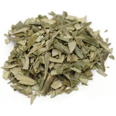 Olive leaf tea