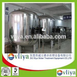 Vliya Pretreatment system for water treatment