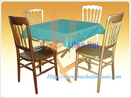 sell castle chair and table