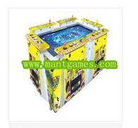 indoor sports arcade fishing game machine MT-F004