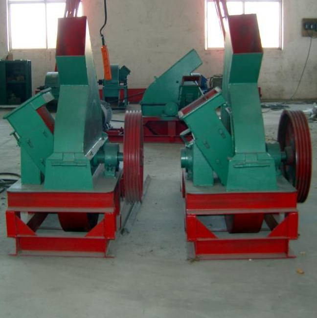 Wood Crusher Machine with high efficiency