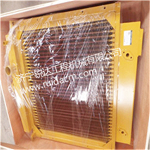 radiator for bulldozer parts