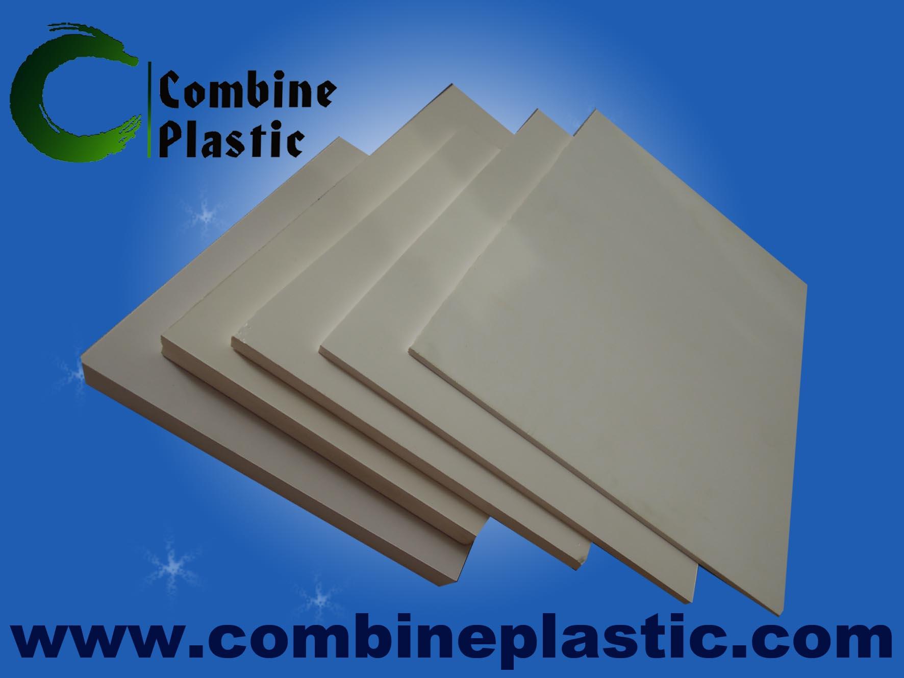 waterproof PVC celuka foam board