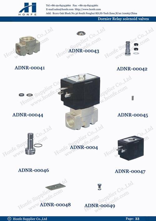 solenoid valve B60693 Picanol