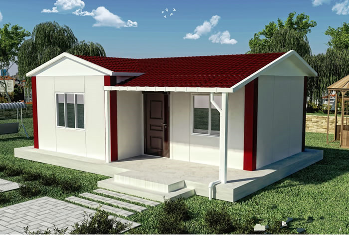 luxury modern low cost log cabin kits prefab house in puerto rico