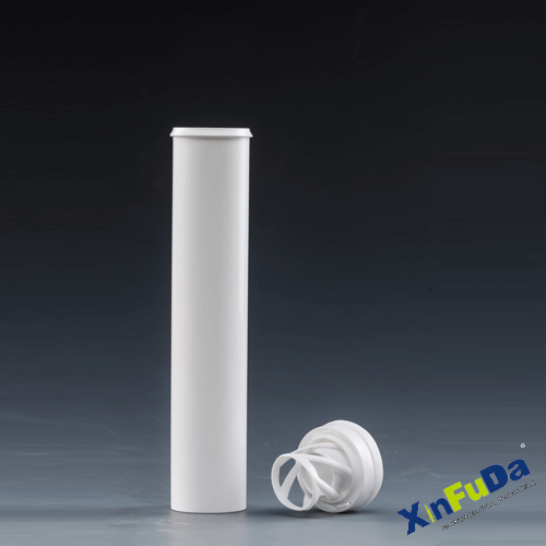 133mm Vitamin C Tube with Desiccant Cap Y005