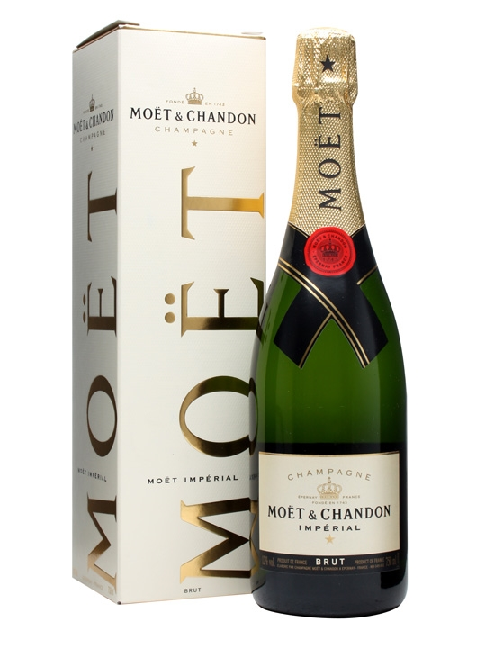 Moet & Chandon Champagne Imperial (750ml)