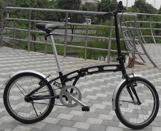 Folding Bicycle F2012