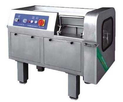 ST-350 meat dicing machine, meat cubes cutting machine, beef dicing machine, pork dicing machine, fr