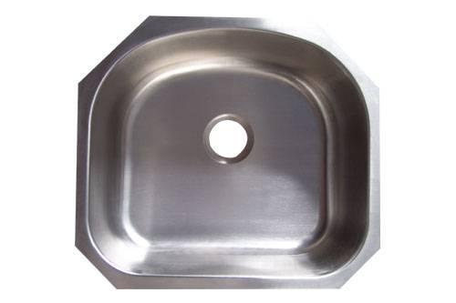 6054A cUPC Single bowl Kitchen sink