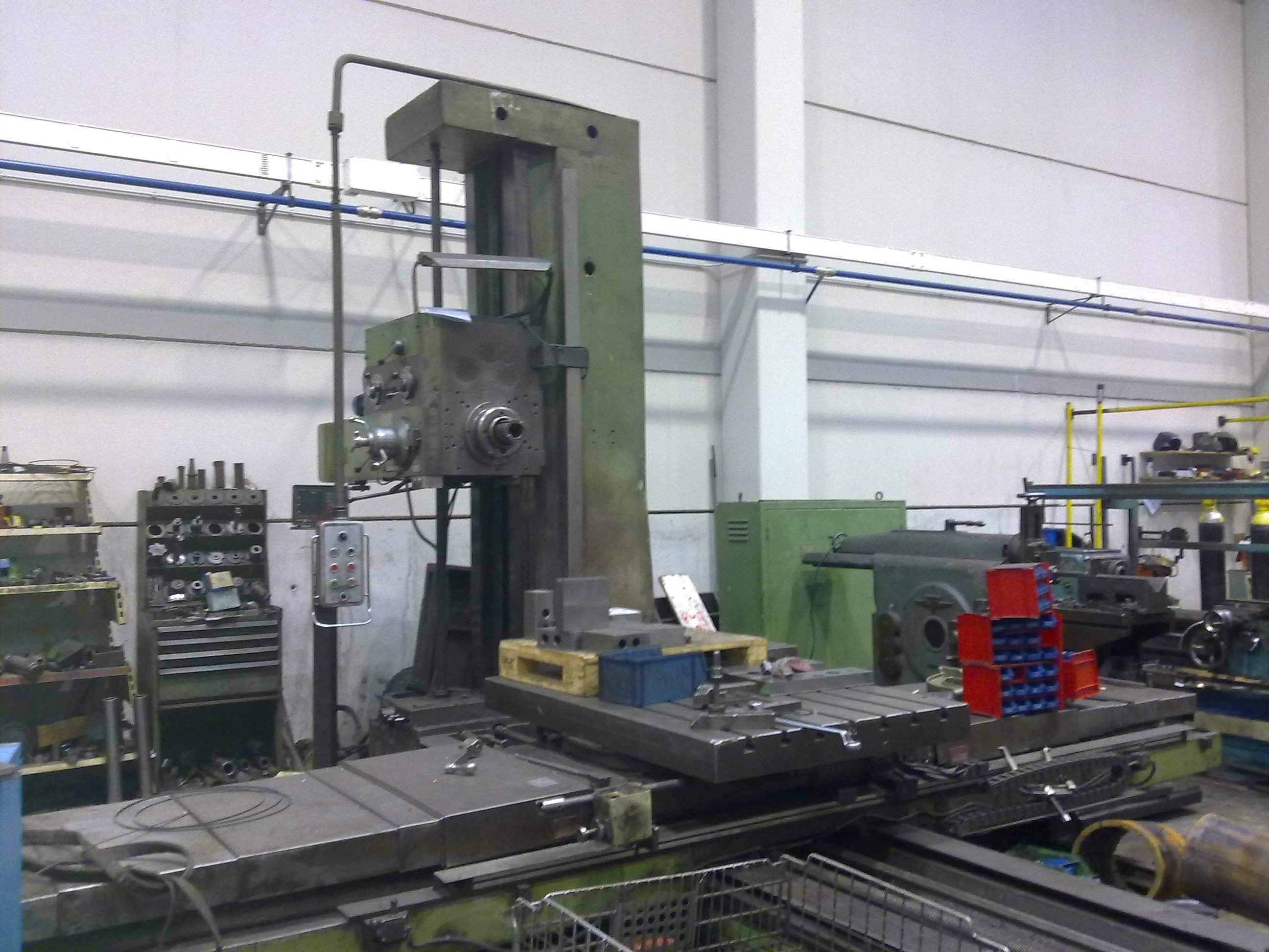 Juaristi MDR-110 Boring Machine X-3000mm.