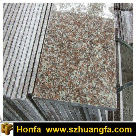 Hot Sales Popular Chinese Pink Granite Peach Red Granite Factory Price
