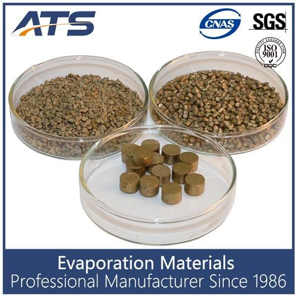 titanium monoxide TiO sinter tablet 99.99%