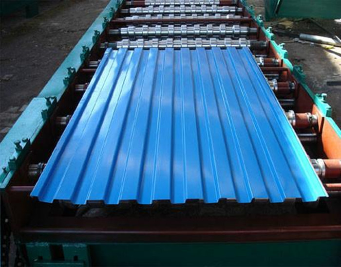 800 Roller Shutter Door Automatic Cold Roll Forming Machine for Sale