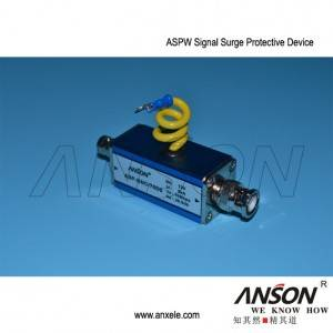 ASPT Series coaxial signal surge protective device