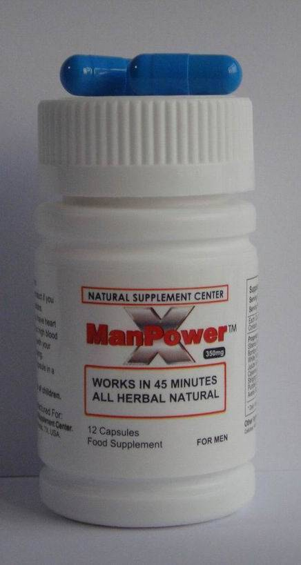 Natural Male Sex Capsules, Herbal Sex Pills-XManPower