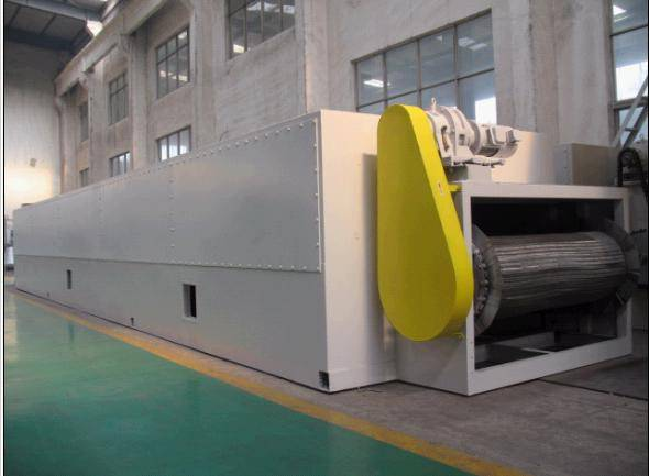 DWT Series Dryer for Vegetable Dehydration