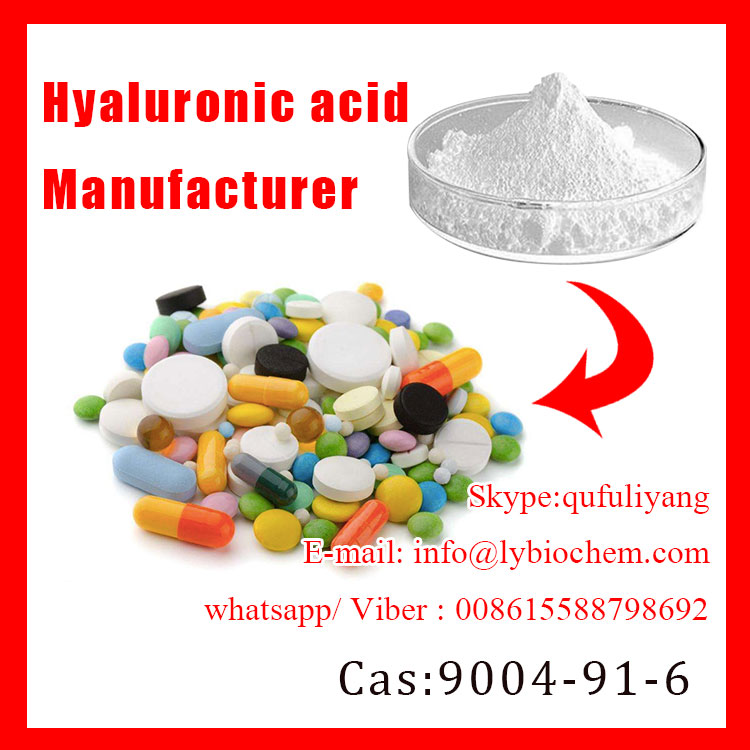 Manufacturer Supply Sodium Hyaluronate