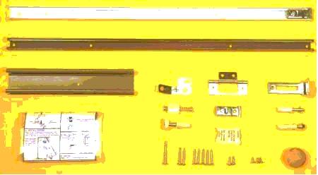 Door Track(Hardware)