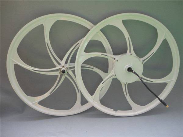 26inch Magnesium Integrated Electric Wheels