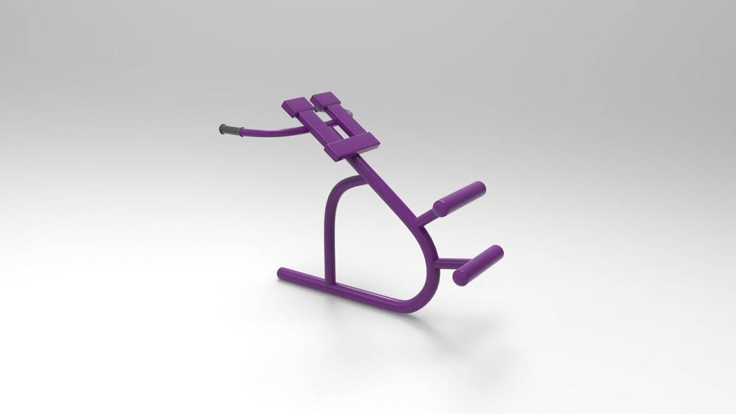 back extension trainer