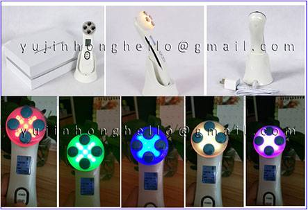 RF EMS Photo LED Therapy beauty products device