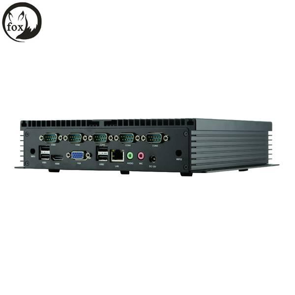 Embedded PC > Desk Fanless PC (IPC-NFD10)