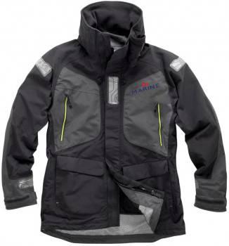 Breathable waterproof sailing jacket, marine clothing