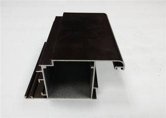 Decoration Standard Extruded Aluminum Shapes / Profiles 6063-T6