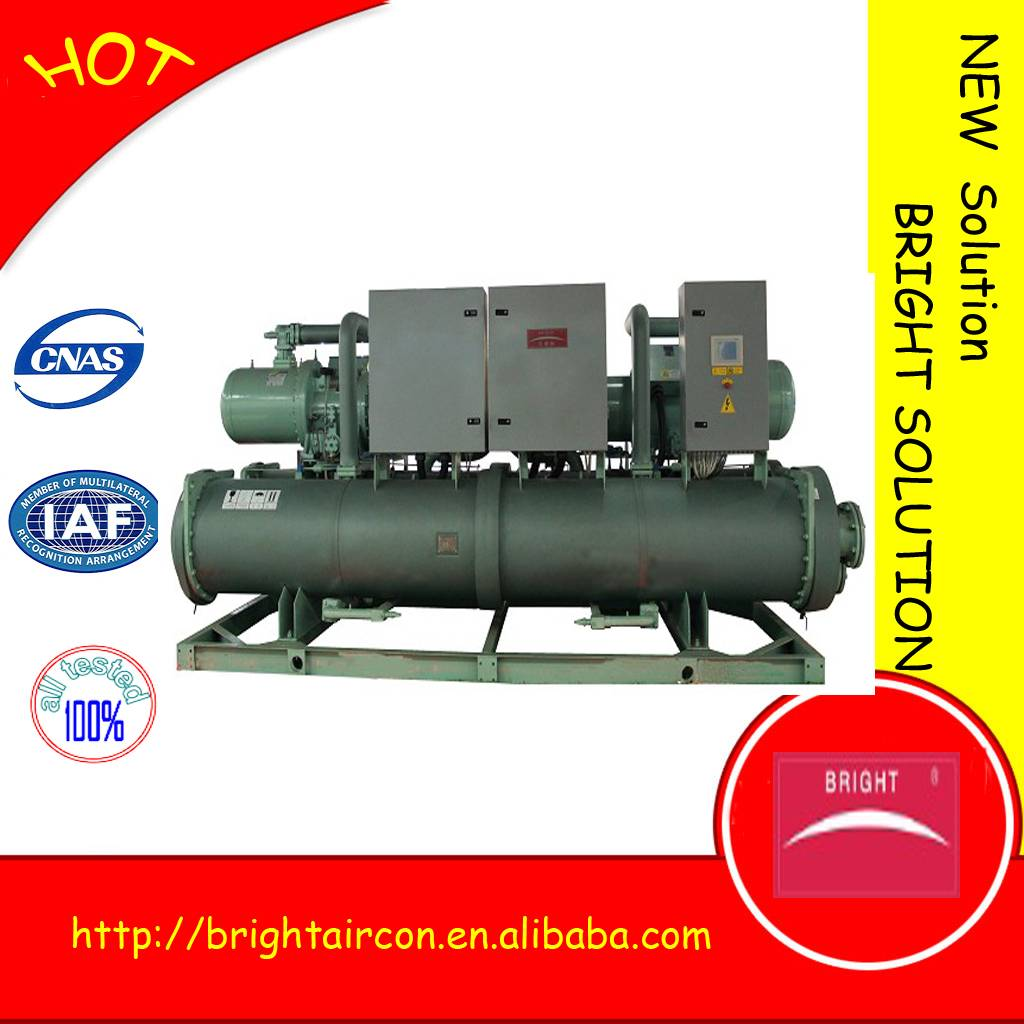 water cooled water chiller with Centrifugal Compressor