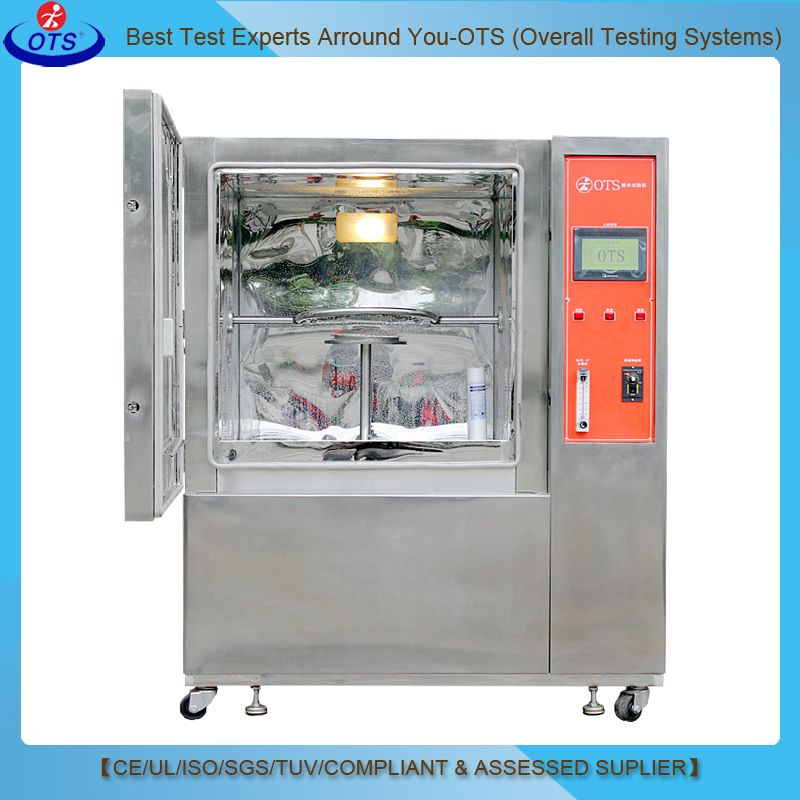 Lab Equipment Rain Spray Box Test Chamber for Waterproof Test Ipx123456789