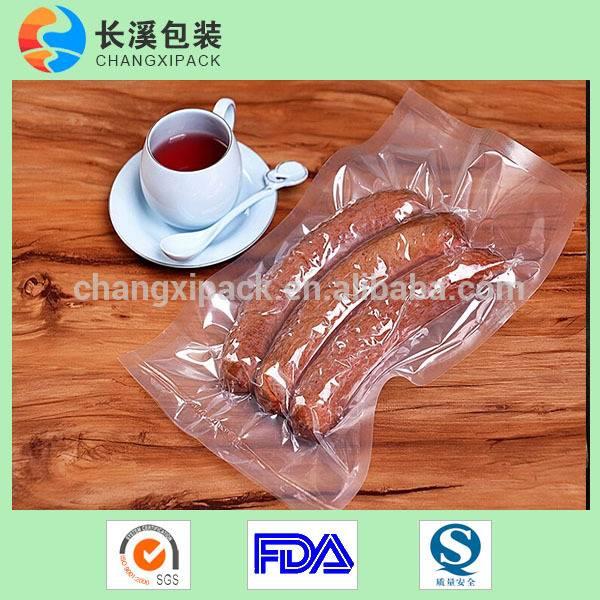 sausage packaging upper film