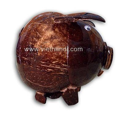 Coconut Piggy Bank VHA07
