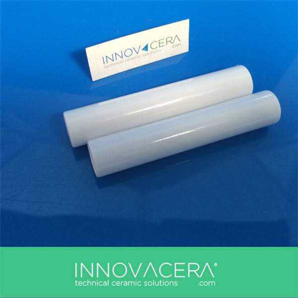 Good Mechanical Strength Alumian Ceramic Insulator Tube For Industry Application/INNOVACERA