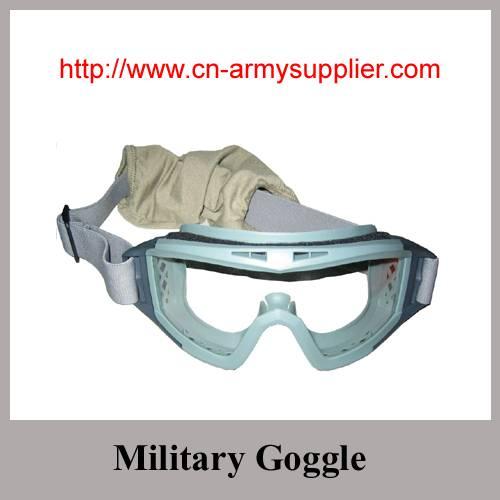 TPU EVA Army Military Goggle