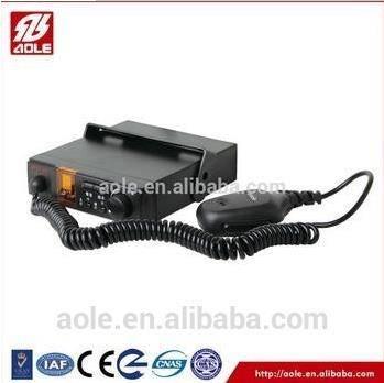 Police emergency siren alarm with speaker 8 tones DC 12V/24V