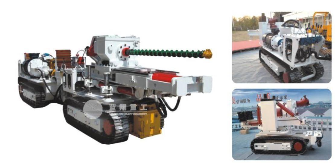 CMS1Coal Mine Deep Hole Drilling Machine//deep hole drill rig