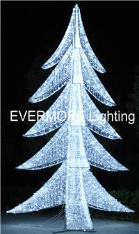 motif lighting crystal tree