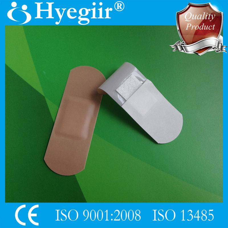 None Microporous Skin-color PE Wound Plaster