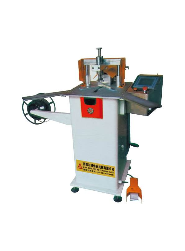 CNC Pneumatic code nail machine for wood window and door